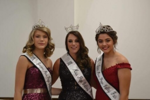 2018 PVF Beauty Pageant Winners